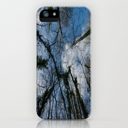 Loamhole Dingle Treetops iPhone Case