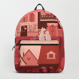 Neighborhood of love Backpack