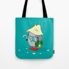 forest druid Tote Bag