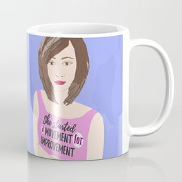 Movement for Improvement Coffee Mug