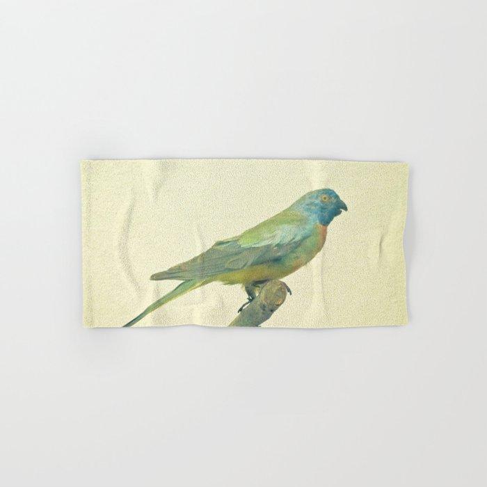 Bird Study #3 Hand & Bath Towel