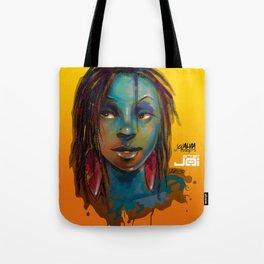 Afro Brazilian Tote Bag