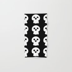 cute halloween skull - Halloween Bath Towels