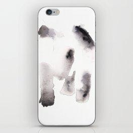 150527 Watercolour Shadows Abstract 162 iPhone Skin