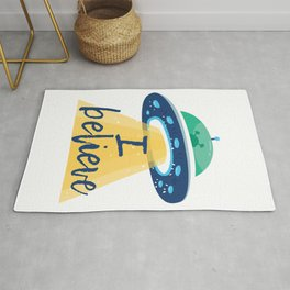 I believe (UFO) Rug