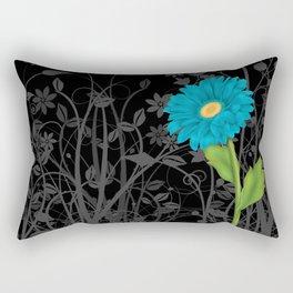 Gerbera Daisy #5 Rectangular Pillow