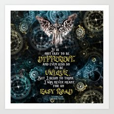 Infernal Devices - Easy Road Art Print