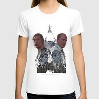 true detective T-shirts featuring True Detective by TidyDesigns