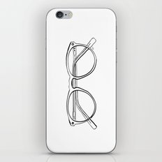 Spectacles iPhone & iPod Skin