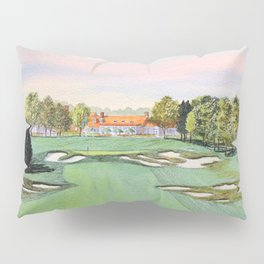 Bethpage State Park Golf Course Pillow Sham