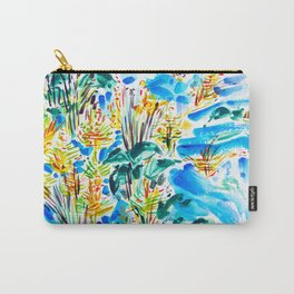 M Street Beach Carry-All Pouch