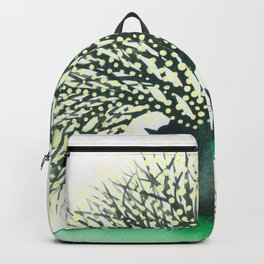 Illinois Whimsical Cats Backpack