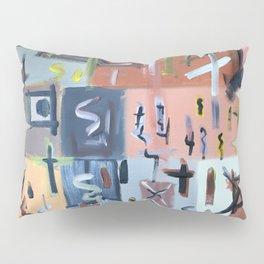 Colourful Chaos II Pillow Sham
