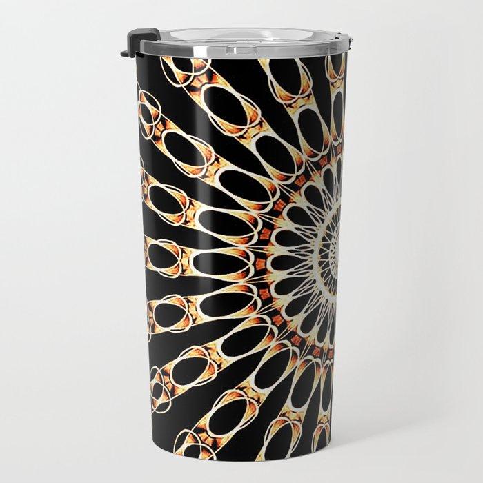 MandalaCR13 Travel Mug