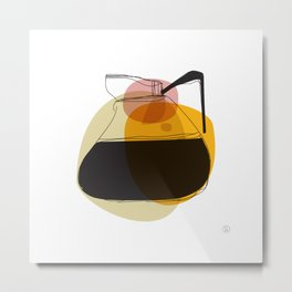 Coffee1 Metal Print