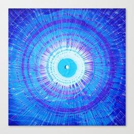 spin art Canvas Print