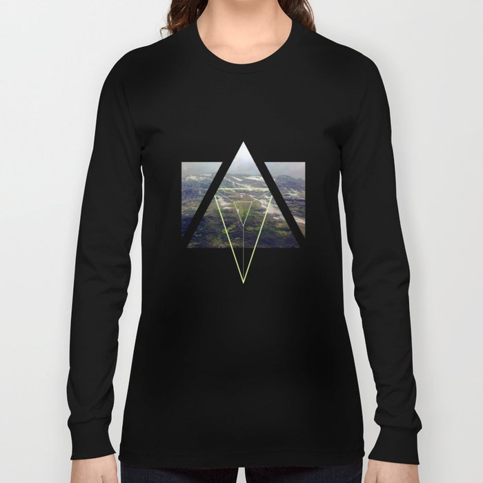 up that hill. Long Sleeve T-shirt