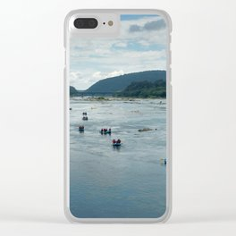 Harpers Ferry Clear iPhone Case