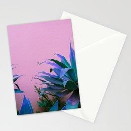 Pink Algarve Wave Stationery Cards