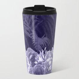 Dark Shades Of Lavender Travel Mug