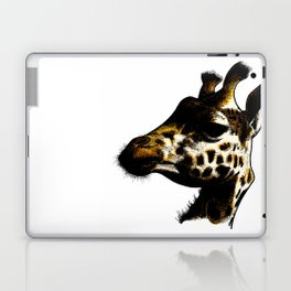 giraffa 01 Laptop & iPad Skin