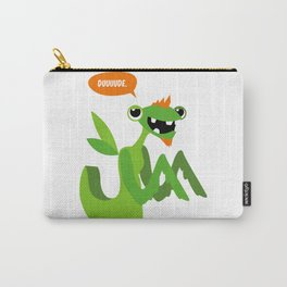 Grasshopper - Dude. Carry-All Pouch