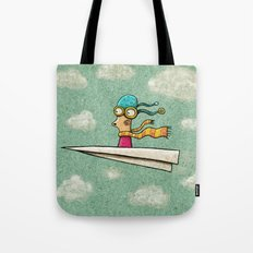 Paperplane2 Tote Bag