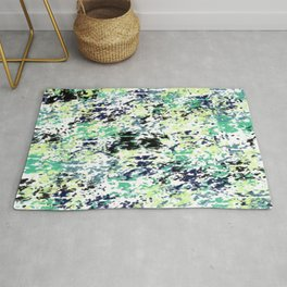 Abstract pattern 152 Rug