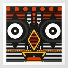 bobo bwa Art Print