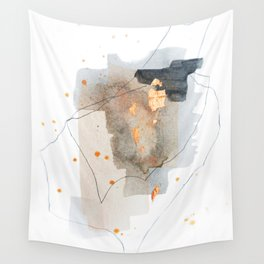 Pieces of Cheer 2 Wall Tapestry