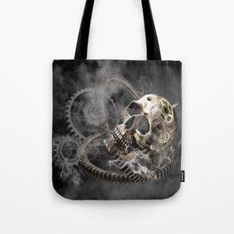 Zahn der Zeit - Ravages of time Tote Bag