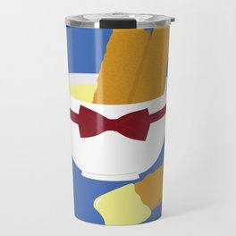 fish fingers and custard Travel Mug