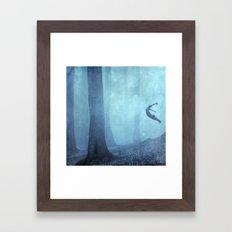 free spirit II Framed Art Print