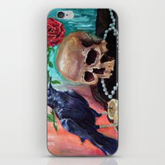 The Death of the Poet iPhone & iPod Skin