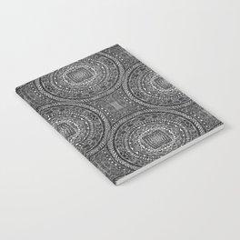 Tangled Mandala Pattern Notebook