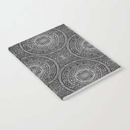 Tangled Mandala Pattern Notebook