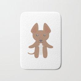 Andalusian Hound Gift Idea Bath Mat