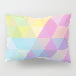 Fig. 027 Hexagon pattern Pillow Sham