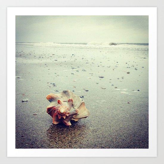 Whispers of the Sea Art Print