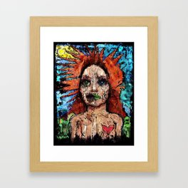 From The Ashes, All My Love.  Framed Art Print