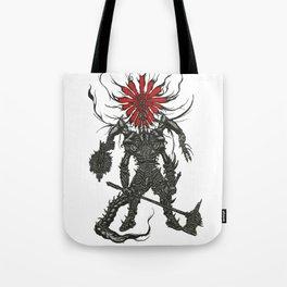 Against Man Tote Bag