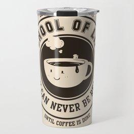 School of Life Travel Mug