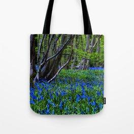 BLUE GLADE Tote Bag