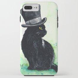 A Very Fine Hat iPhone Case