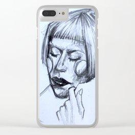 Ra Ra Ah Ah Ah Ro Ma Ro Ma Ma Clear iPhone Case