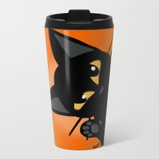 Peek-a-boo Metal Travel Mug