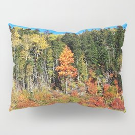Standing out on the Hill Pillow Sham