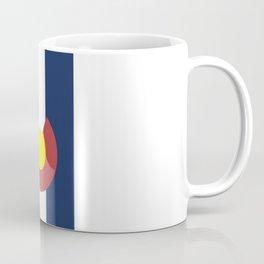 Colorado State Flag, USA Coffee Mug