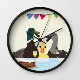 Konfirmanttalen Wall Clock
