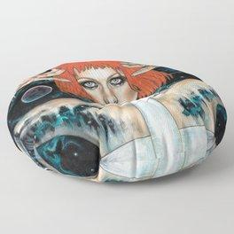 Leeloo Dallas Floor Pillow